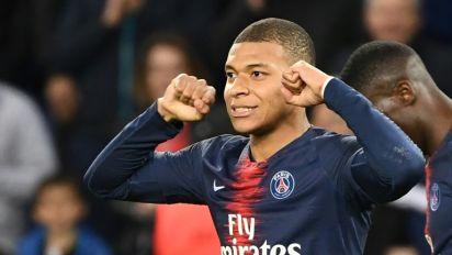 Ligue 1: Mbappé et le PSG intraitables au Parc