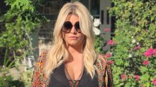 Welcome, Baby Birdie! Look Back at Jessica Simpson's Stylish Bump Pics from Pregnancy No. 3