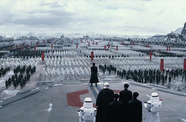 Over a million Brits have reserved seats for 'Star Wars'