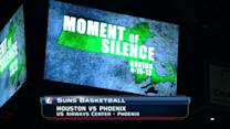 Moments of Silence for Boston