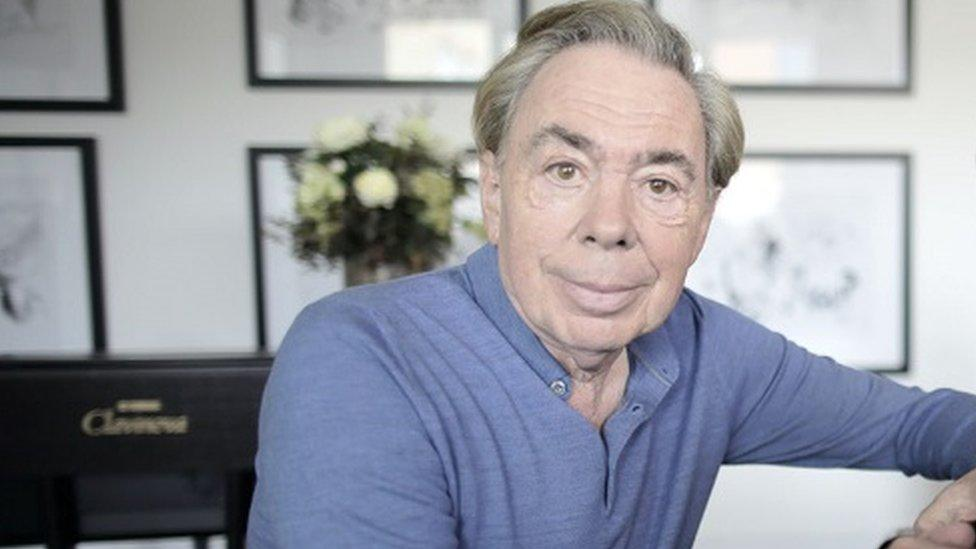 Andrew Lloyd Webber 'prepared to be arrested' over theatre reopening