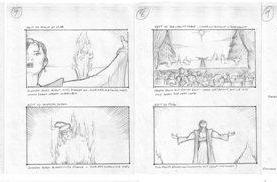 Original Parasite Eve storyboards will blow your mind