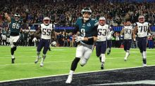 Proof Foles' stunning trick play started at his high school