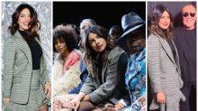 Priyanka Chopra Hits the Front Row in Michael Kors' Skirt Suit at New York Fashion Week