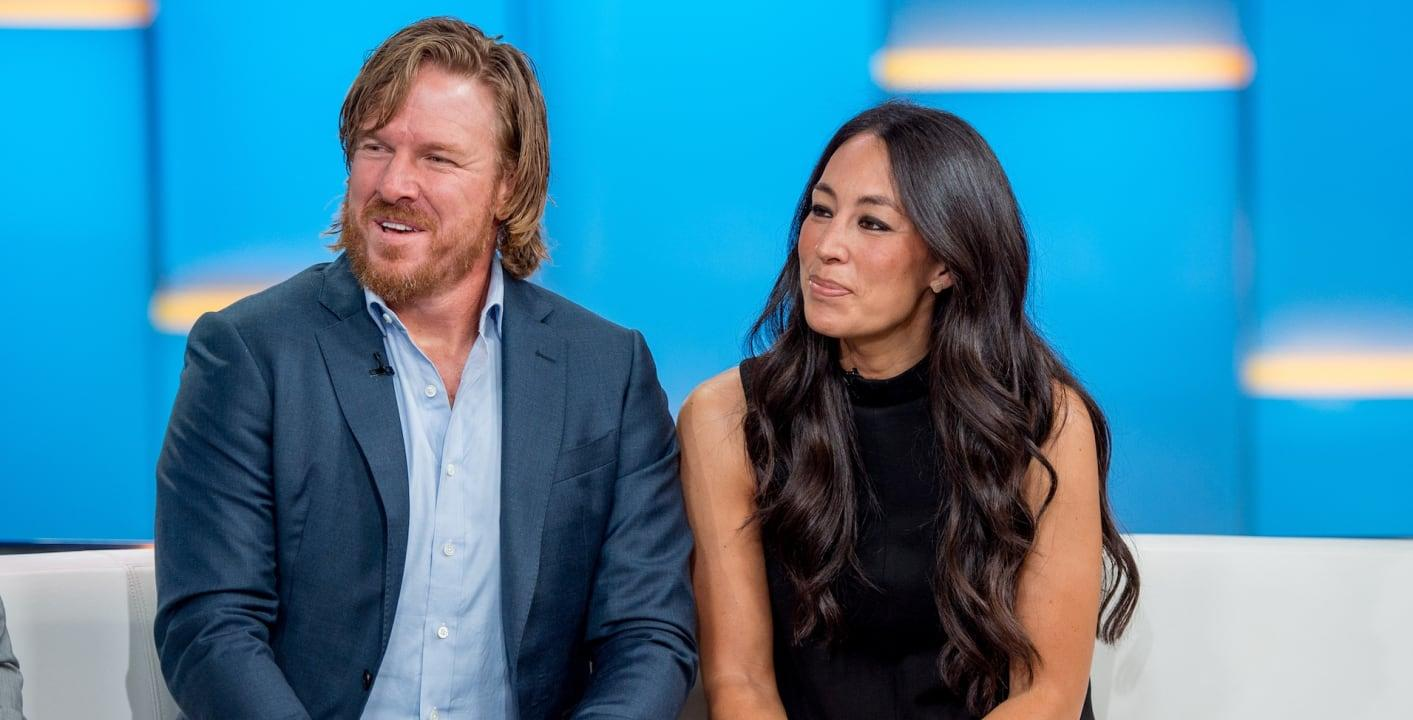 chip joanna gaines respond to pregnancy rumors. Black Bedroom Furniture Sets. Home Design Ideas