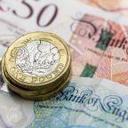 Sterling soars on bumper UK jobs data