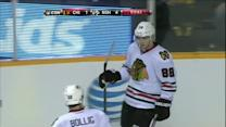 Patrick Kane snipes one five-hole
