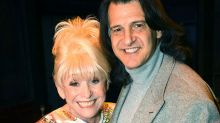 Barbara Windsor's widower Scott Mitchell 'overwhelmed' by £100k fan fundraiser