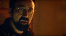 Nicolas Cage is fairly certain social media would make him 'very paranoid'