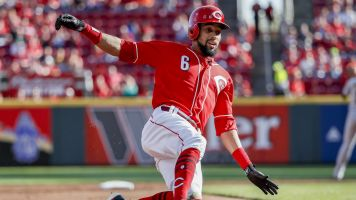 Sources: Billy Hamilton agrees to 1-year deal with Kansas City