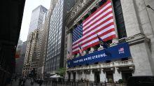 Markets rally; Merck & Novavax move higher on vaccine hopes