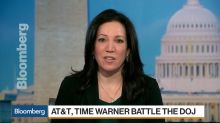 AT&T and Time Warner Battle the DOJ