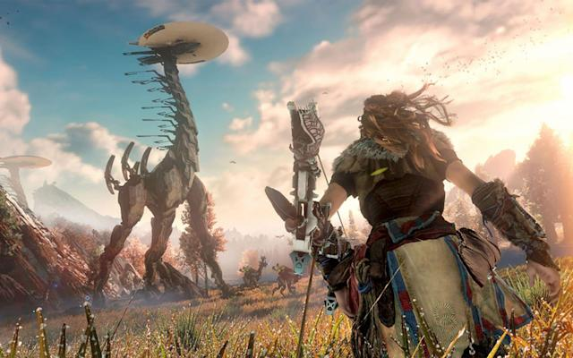 'Horizon: Zero Dawn' is reportedly coming to PC this year