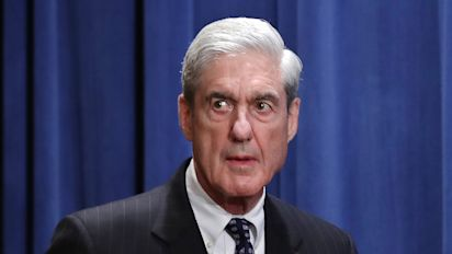 Justice Department issues a warning to Robert Mueller