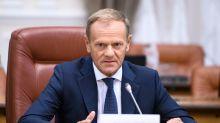 "Donald Tusk: ""Si Trump impone aranceles al vino francés, la UE responderá"""