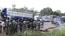 Three soldiers killed in Ivory Coast barrack shooting