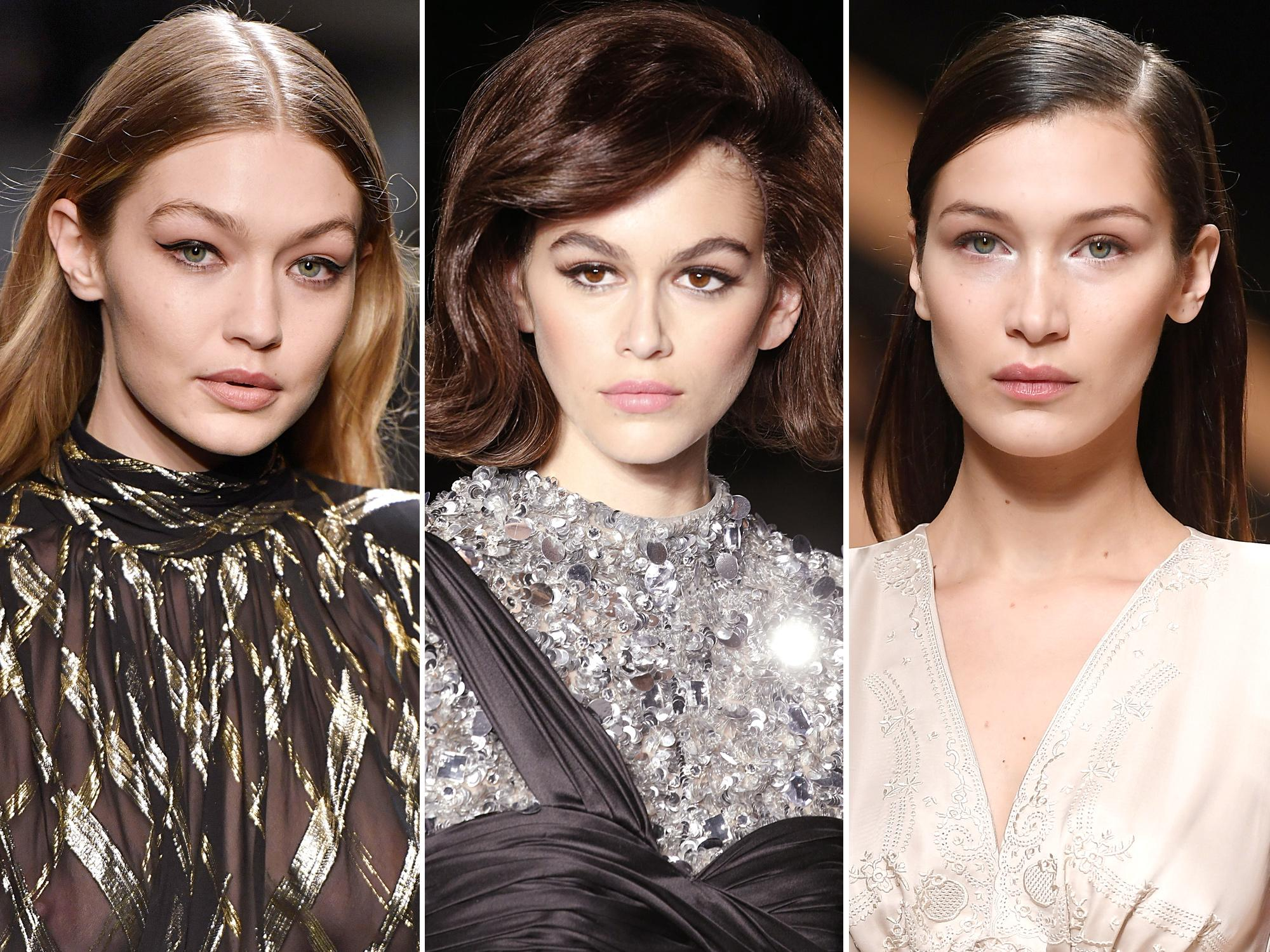 show some hair style the top trends from mfw s fall 2018 shows 5916