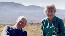 Queen Elizabeth Shares a Private and Candid Photo of Her and Prince Philip Ahead of Funeral