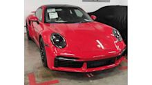 992 Porsche 911 Turbo S leaked in photos ahead of official reveal