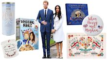 From condoms to life size cutouts: Weird and wonderful royal wedding merchandise to shop now