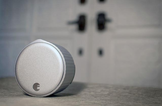 August's WiFi smart lock is 26 percent off at Wellbots