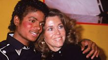 Jane Fonda says she once went skinny-dipping with Michael Jackson