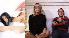 Thammy Miranda revê ensaios da época em que era mulher: 'Era tão infeliz'