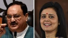 Mahua Moitra Says 'We'll Show You The Door' As JP Nadda Cooks UP CAA Storm Ahead Of Bengal Polls