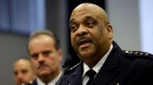 Chicago police chief steps down after tumultuous three years