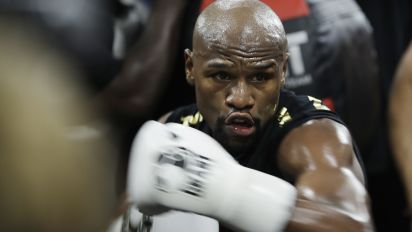Mayweather: My legacy is on the line