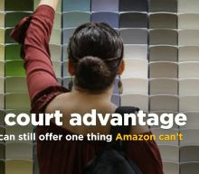 Home Depot can still offer one thing Amazon can't