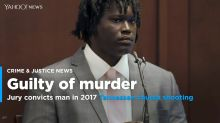Jury finds man guilty of murder in Tennessee church shooting
