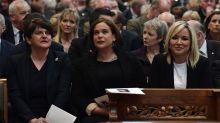 Talks on restoring power-sharing in Northern Ireland begin