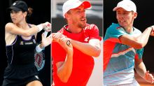 Aussie tennis players cop brutally tough French Open draw