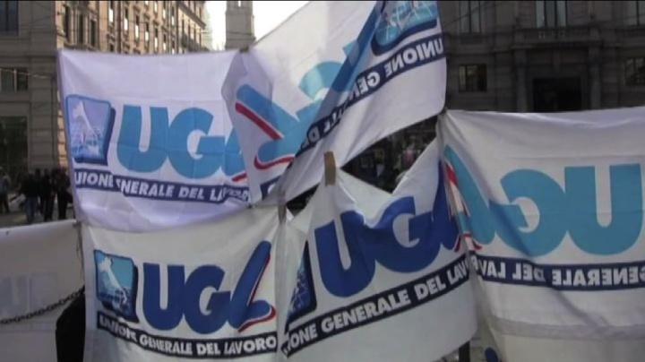 Lavoro, parte da Roma tour di ascolto dell'Ugl verso il 1 maggio