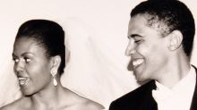 Michelle and Barack Obama's most loving moments captured on camera