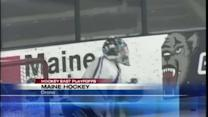 Maine looking forward to Hockey East Playoffs