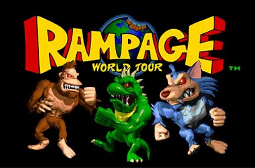 Report: Writer found for Rampage film adaptation