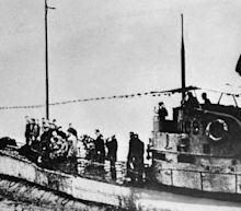 German First World War submarine wreck discovered with 23 crewmen still on board