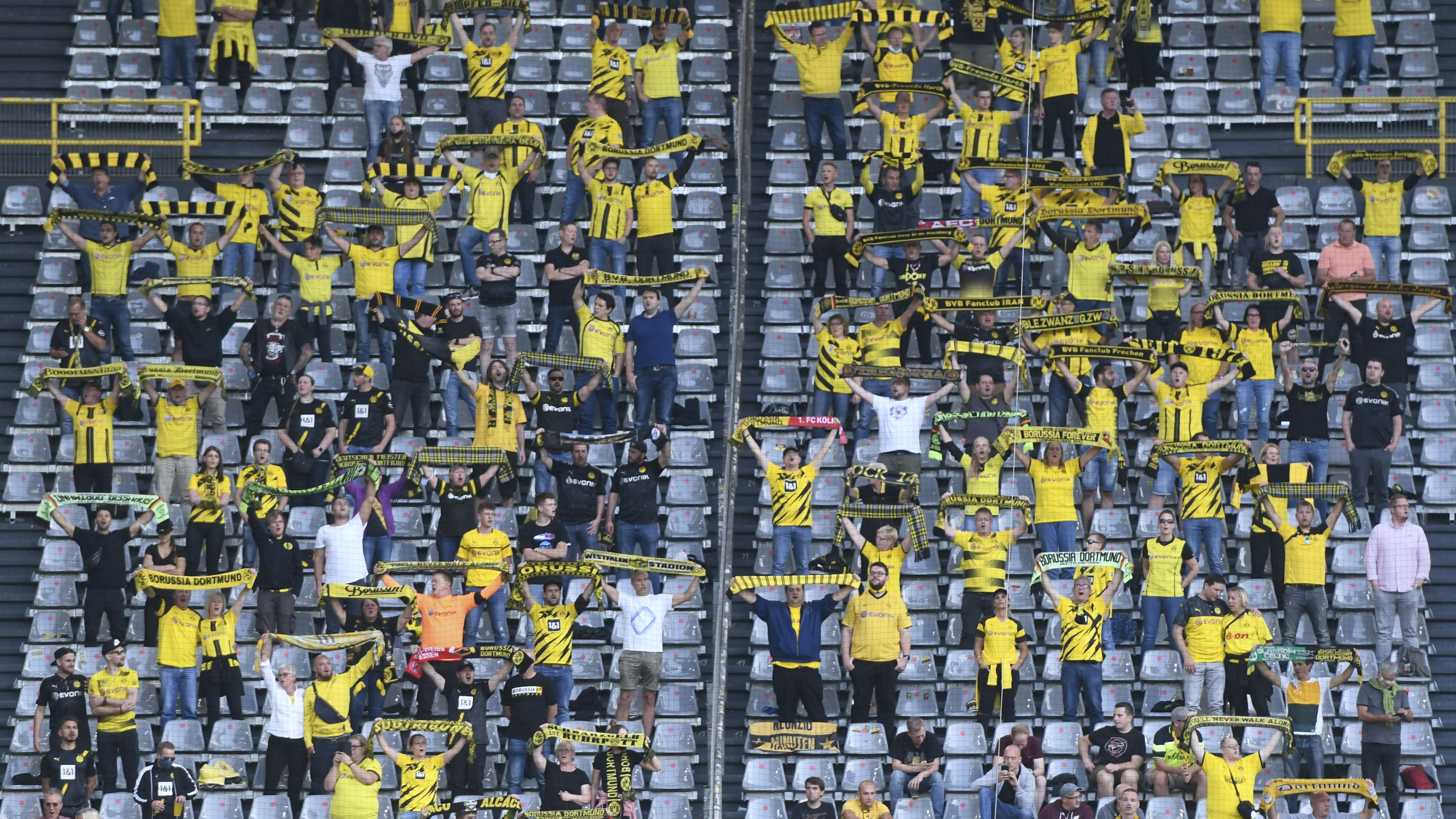 Looking at how other parts of Europe at dealing with supporters in stadiums