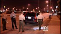 Driver Opens Fire On Another Vehicle On Dan Ryan