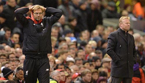 Premier League: Klopp spielt Derby-Streit mit Koeman runter