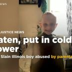 Police: Slain Illinois boy was beaten, put in cold shower