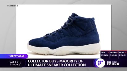Sotheby's and Stadium Goods partner for auction of rare sneakers