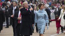 Los vestidos de las primeras damas en las investiduras a presidente de EE.UU. de los últimos 60 años