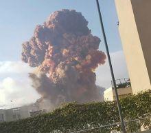 Massive Explosions Devastate Beirut