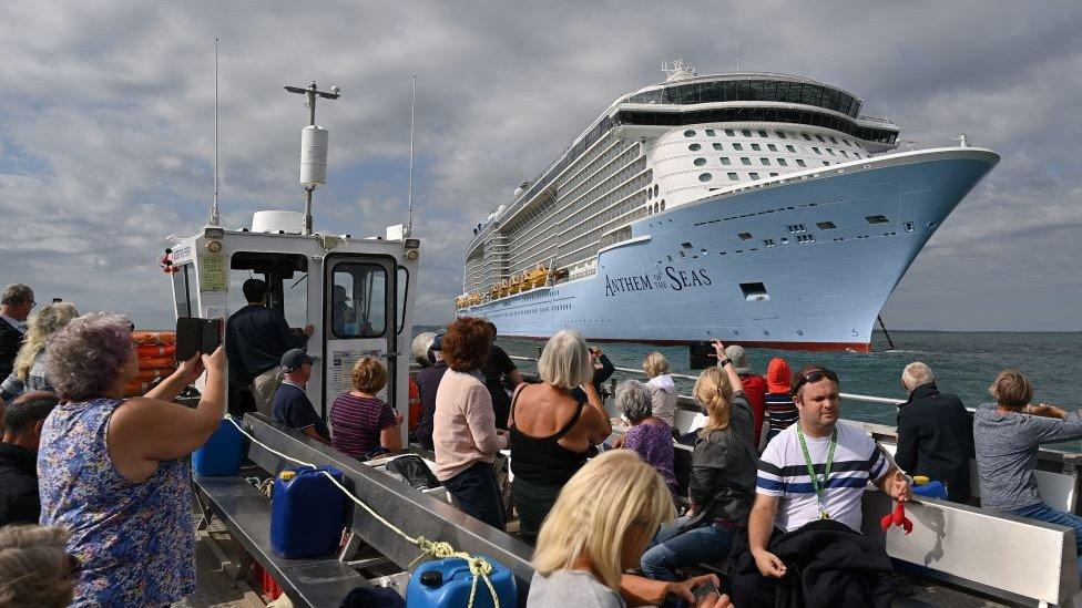 Royal Caribbean: We expect all cruise guests to be vaccinated