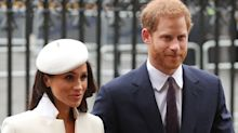 Meghan Markle attends first royal engagement with the Queen to mark Commonwealth Day