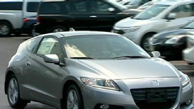 Hawaii's Honda Dealerships Brace For Low Inventory