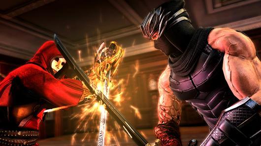 New Ninja Gaiden 3 screens will cut you in half